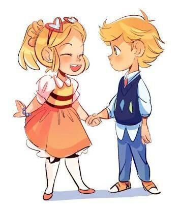 356x413 Bourgeois And Adrien Agreste Are Twins Or Siblings