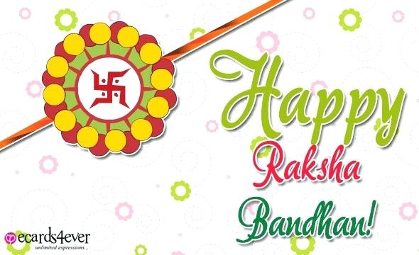 590x360 Raksha Bandhan Cards From Sister To Brother For Happy Greetings