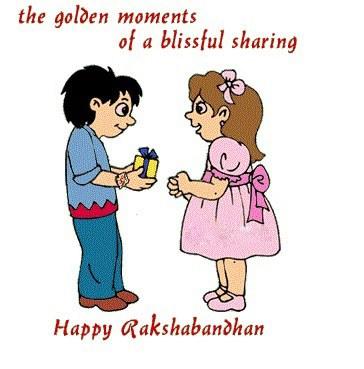 364x369 Raksha Bandhan Craft, Clipart, Sketch, Drawing, Printable Card