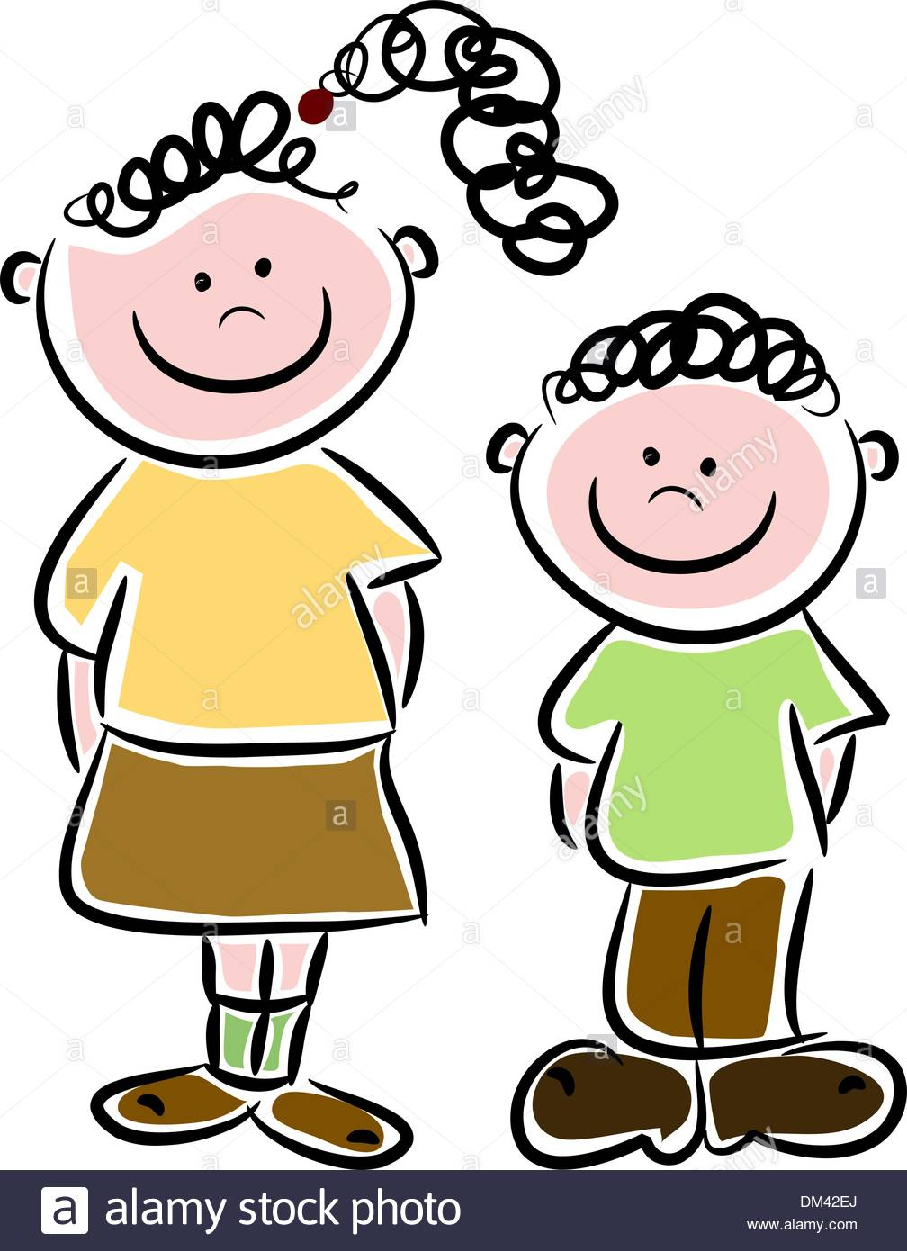 1008x1390 Collection Of Big Sister Little Brother Clipart High Quality