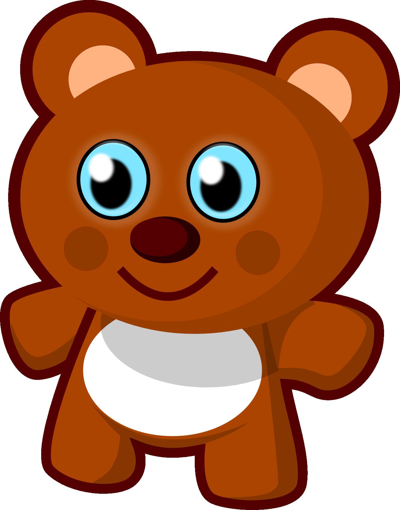 1331x1697 Brown Bear American Black Mother Clip Art Brilliant Bears Clipart