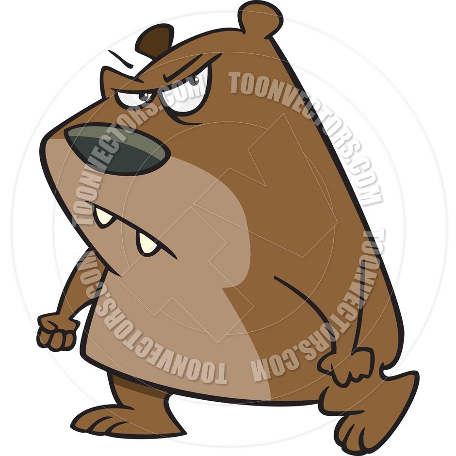 940x940 Brown Bear Clipart Mad 3103285
