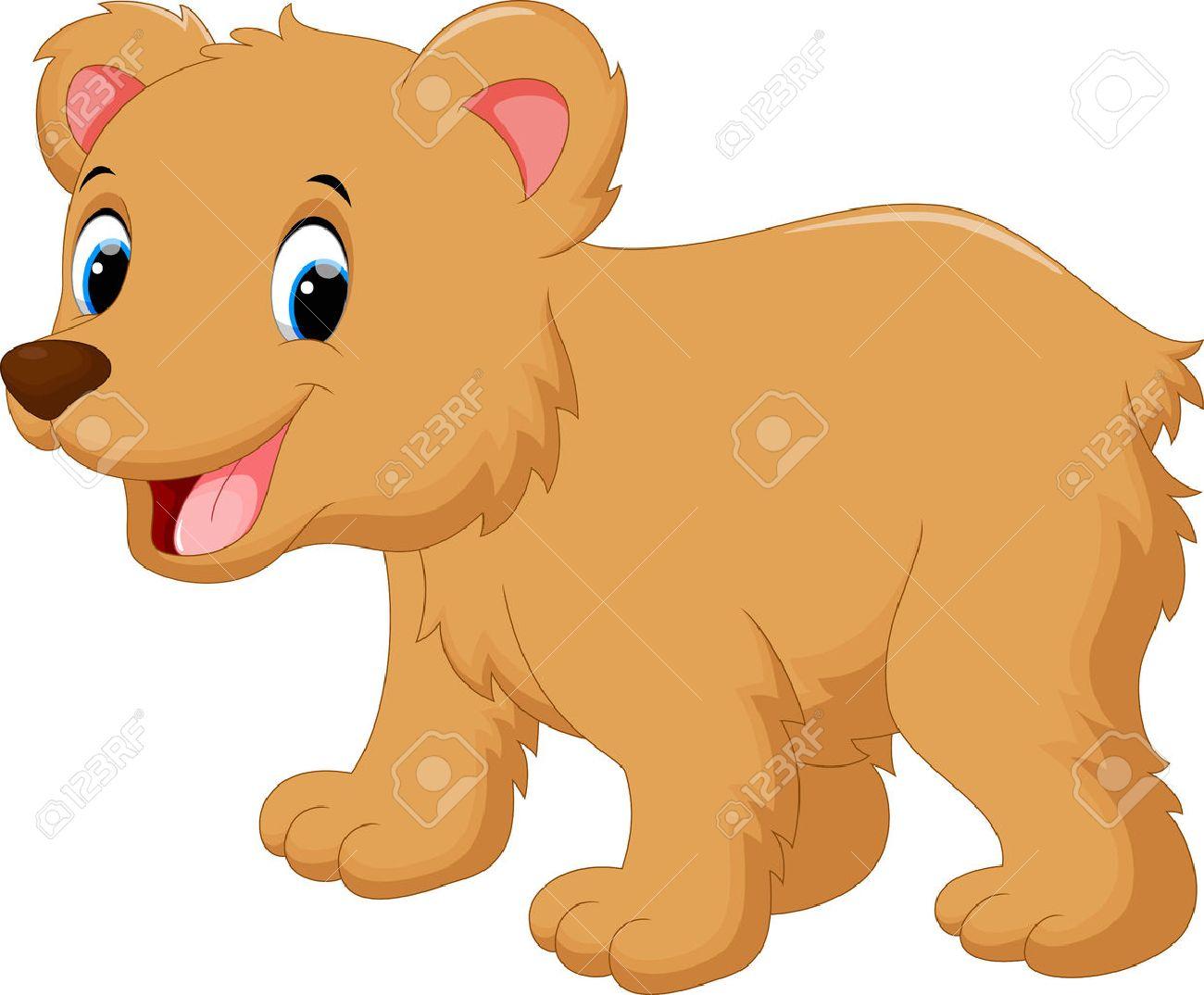 1300x1074 Brown Bear Clipart Cute Baby
