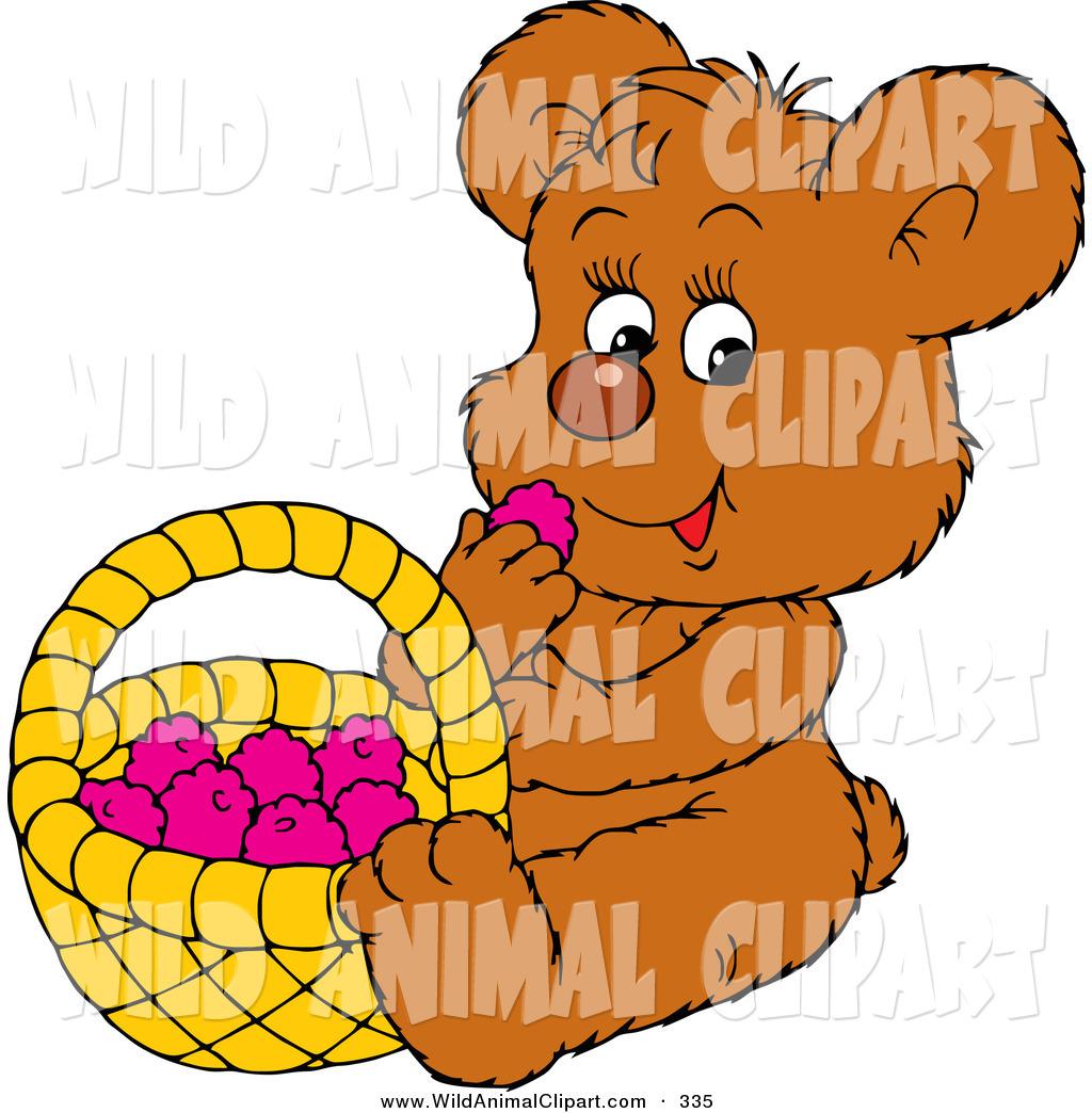 1024x1044 Cute Brown Bear Clipart Clipart Panda