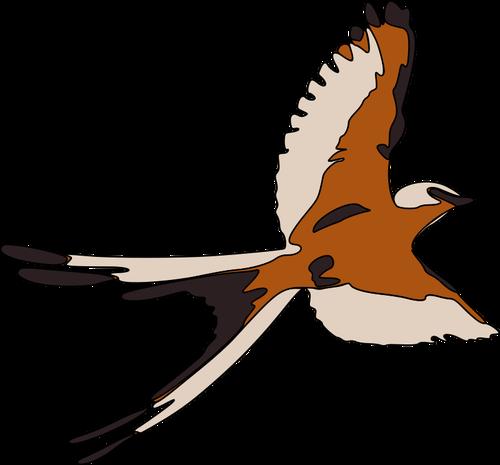 500x465 2212 Flying Bird Clip Art Free Public Domain Vectors