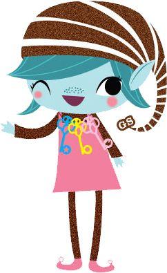 242x395 161 Best Girl Scout Clip Art