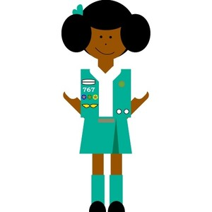 300x300 Girl Scouts On Clip Art And Brownie Girl