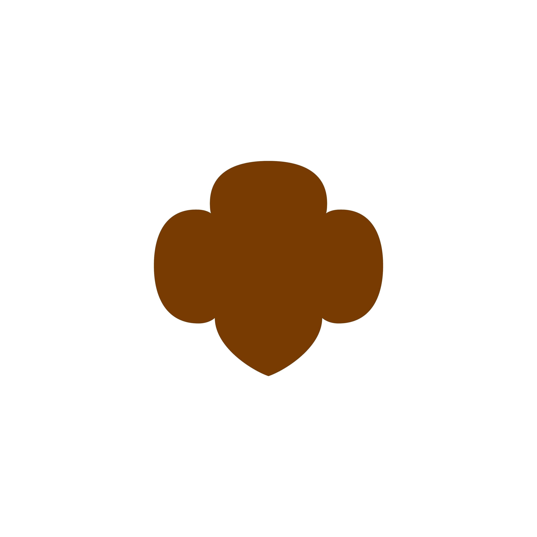 3000x3000 Brownie Clip Art