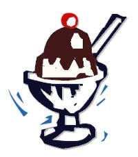 200x226 Brownie Sundae Clipart
