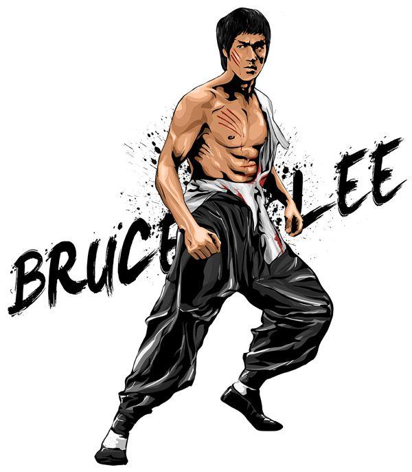 600x686 313 Best Bruce Lee Images On Bruce Lee Art, Marshal