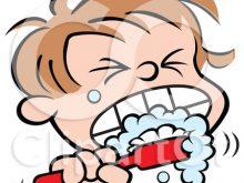 220x165 Brush Teeth Clipart Free Clip Art