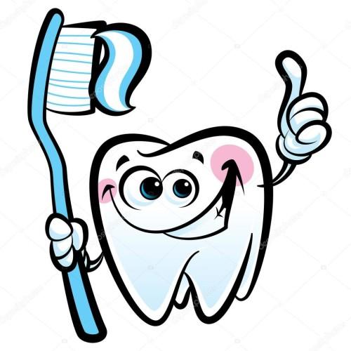 500x500 Brush Your Teeth!