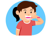 210x153 Homely Ideas Brushing Teeth Clipart Brush Your 2 Clipartix