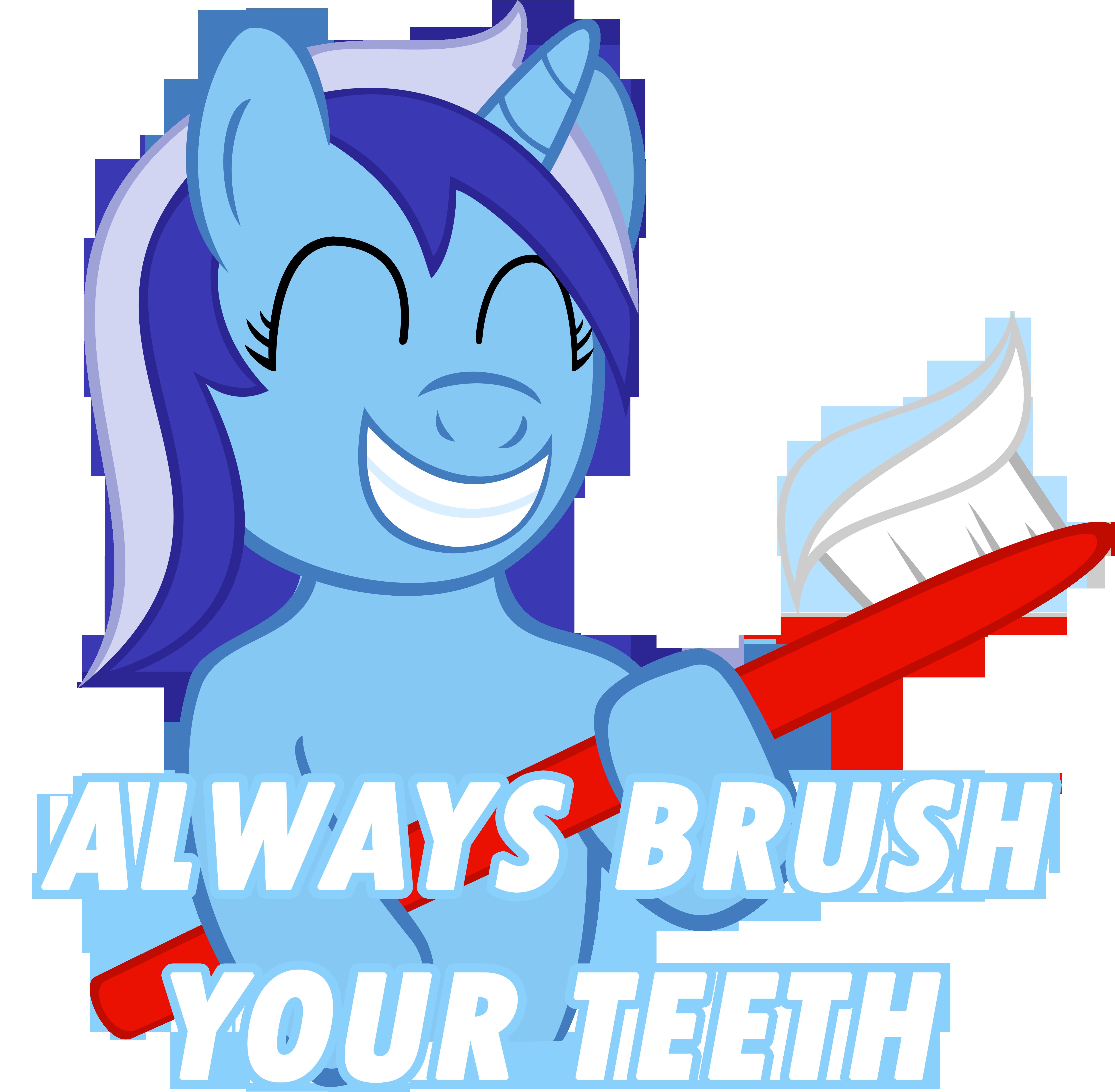 5000x4897 Allways Brush Your Teeth By Wolfsman2