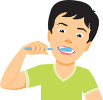 210x203 Brush Teeth Free Dental Clipart Clip Art Pictures Graphics