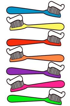 233x350 Tooth Brush Clip Art Clipart