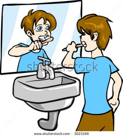 424x470 Clip Art Brush Teeth Brushing Teeth Clipart Clipart Panda Free