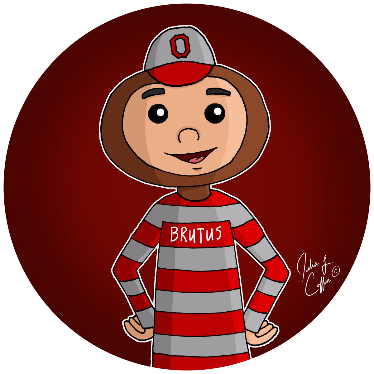 1200x1200 Julia Coffin On Twitter For All You Buckeye Fans Out There