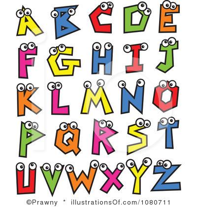 400x420 Letters Clip Art Free