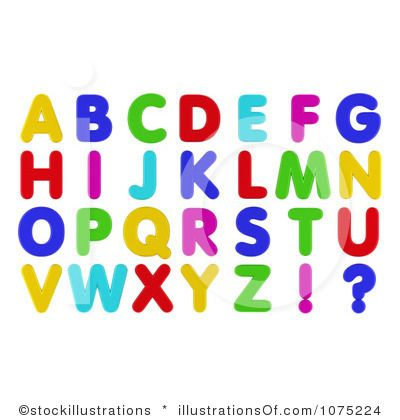 400x420 Fresh Clip Art Alphabet Clip