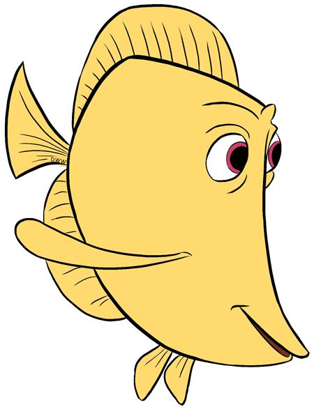 450x584 Finding Nemo Clip Art 3 Disney Clip Art Galore