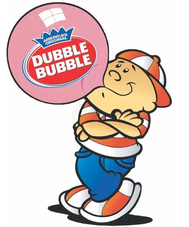 630x755 Bubble Gum Bubble Clipart