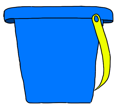 bucket clipart at getdrawings com free for personal use bucket