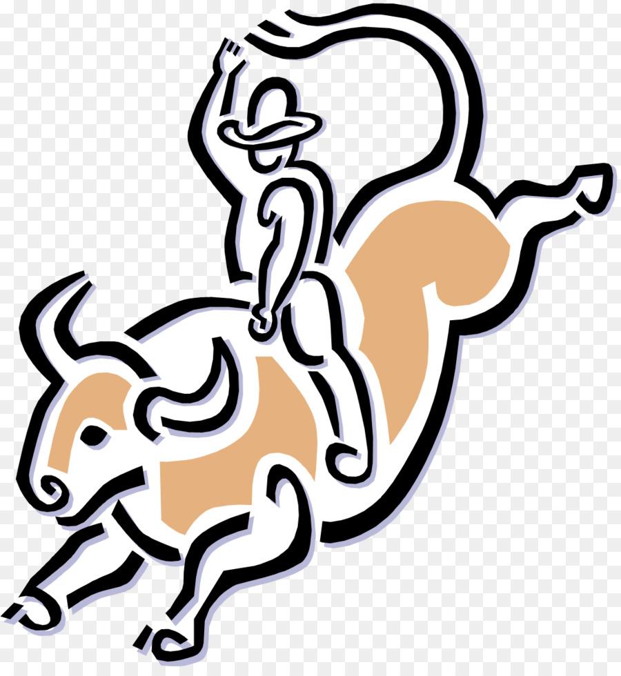 900x980 Calf Roping Cattle Bull Riding Clip Art