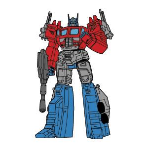 300x300 Transformers Clip Art