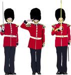 142x150 Buckingham Palace Guard