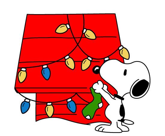 550x453 Christmas Cartoon Characters Clipart