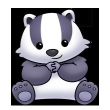 220x220 Badger Clipart Clipart Panda