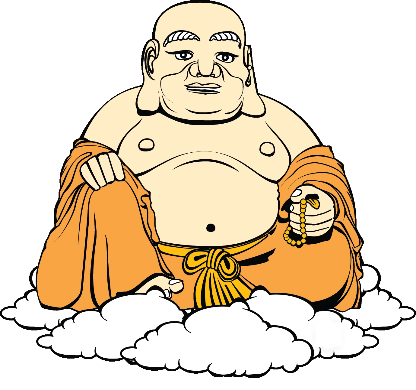 1379x1290 Fresh Buddha Clipart Collection