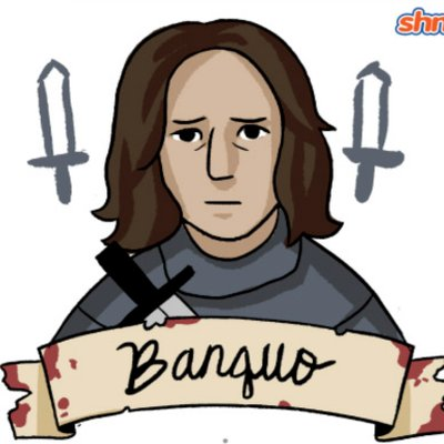 400x400 Lord Banquo On Twitter Yo@ Macbeththeking Sorry I'M Late