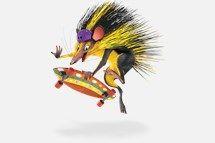 215x143 Weird Animals Vbs 2014 Shred Bible Memory Buddy Clip Art. Http