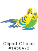 130x175 Budgie Clipart