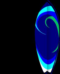 243x300 Surfboard Clipart Transparent Background