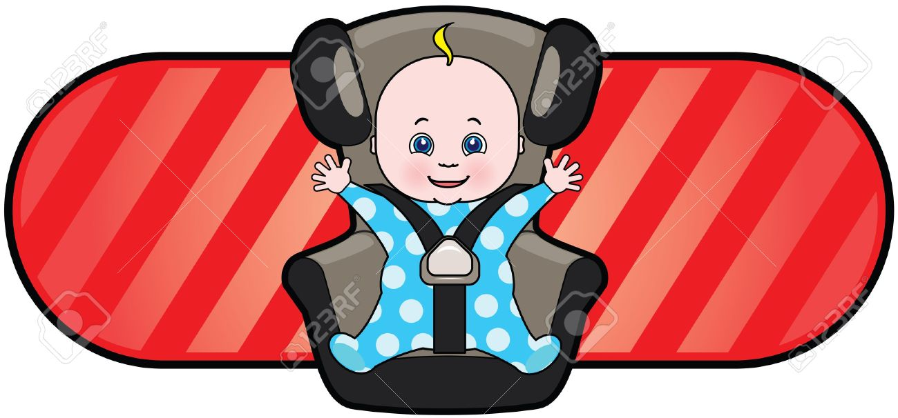 1300x606 Collection Of Car Seat Clipart High Quality, Free Cliparts