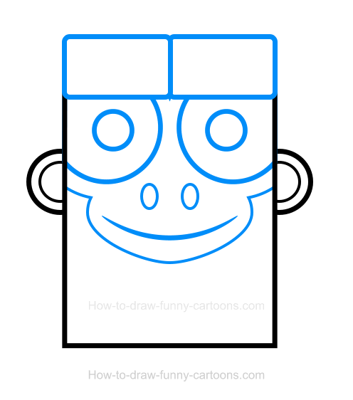 496x562 How To Draw A Gorilla Clip Art