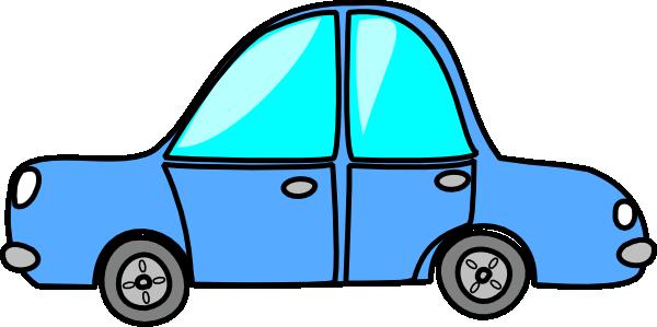 600x299 Blue Car Clipart Blue Thing