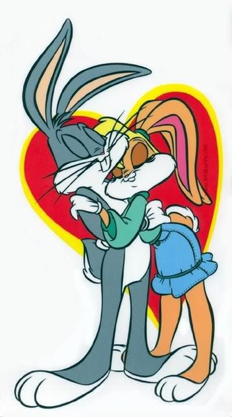 334x600 Clipart Of Bugs Bunny Free Images