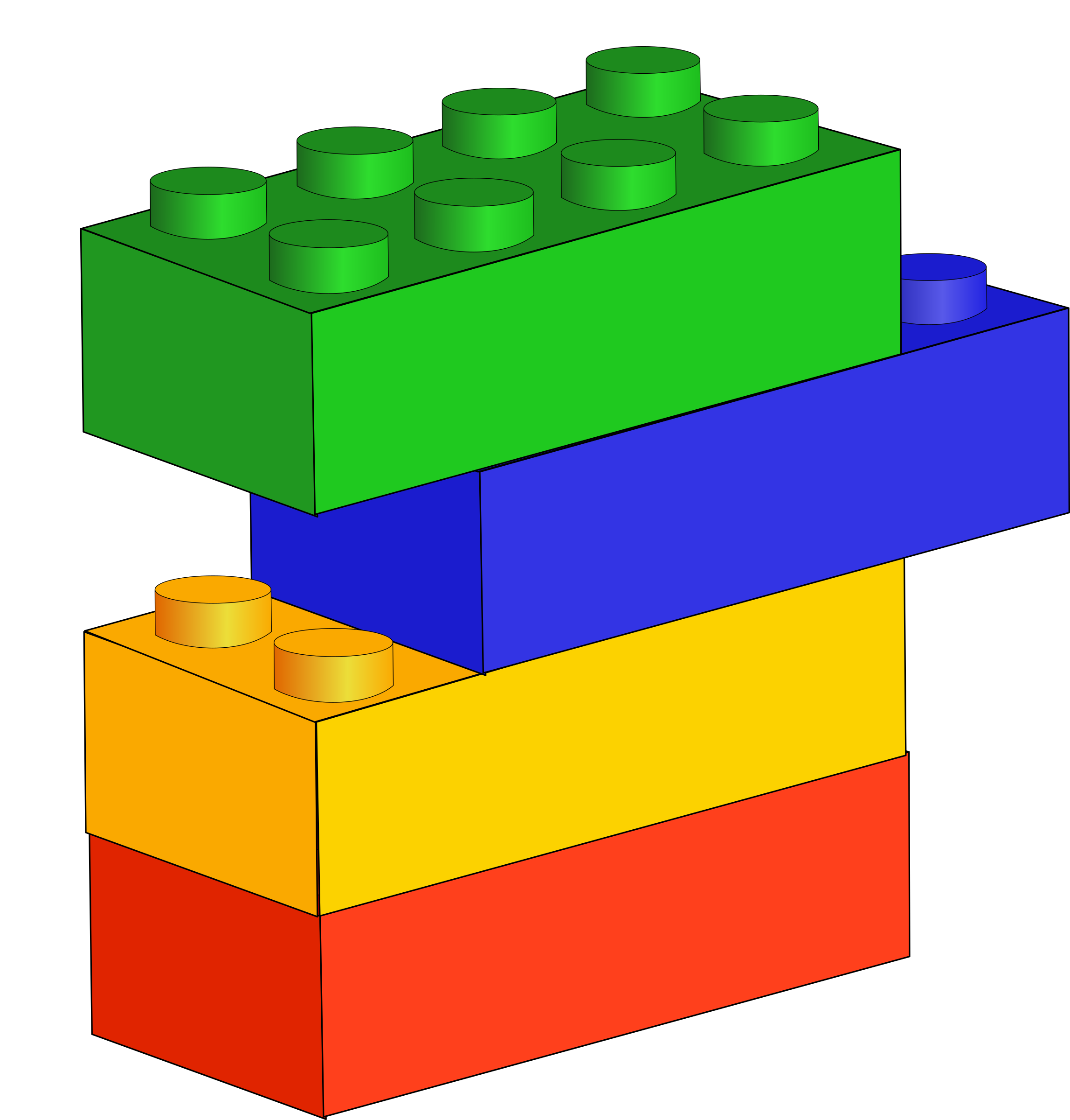 2295x2400 Building Blocks Icons Png