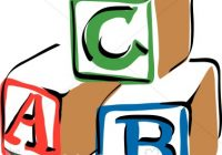 200x140 Abc Blocks Clipart Abc Blocks Alphabet Building Blocks Clipart