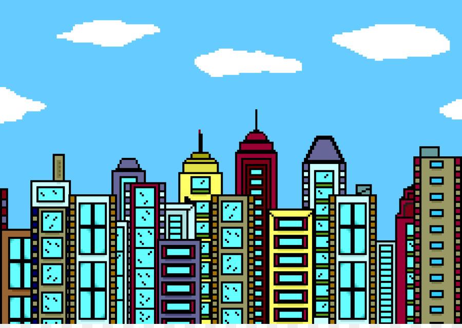 900x640 Cities Skylines New York City Clip Art