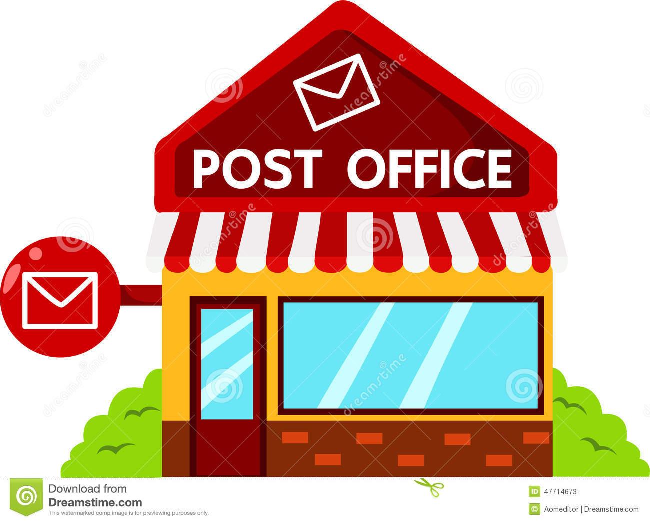 1300x1045 Post Office Clip Art Clipartlook