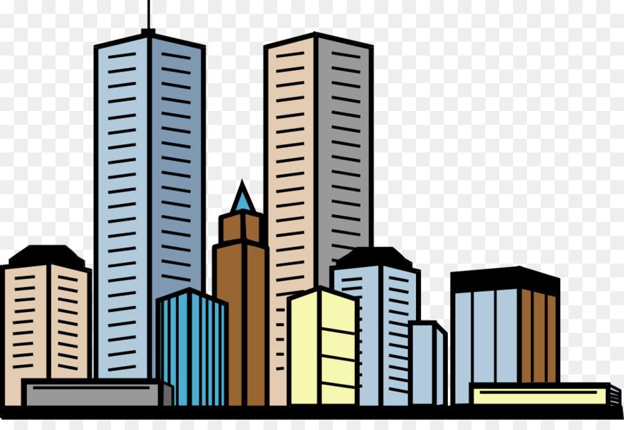 900x620 Building Skyscraper Apartment Clip Art