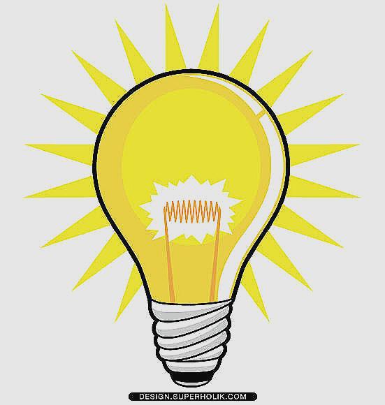 551x580 Light Bulb Clip Art Png Beautiful Light Bulb Idea Clip Art Clipart