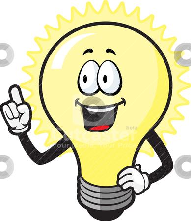 389x450 Light Bulb Idea Clip Art Clipart Panda