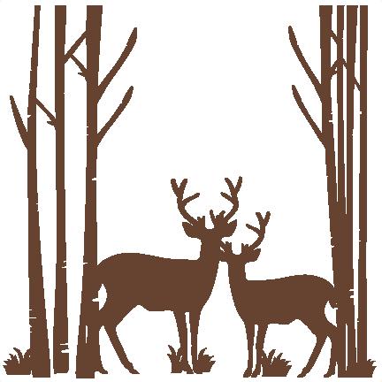 432x432 Caribou Clipart Cute Reindeer