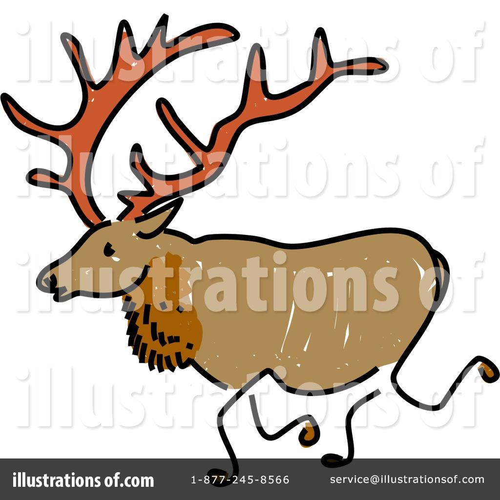 1024x1024 Clip Art Elk Clip Art